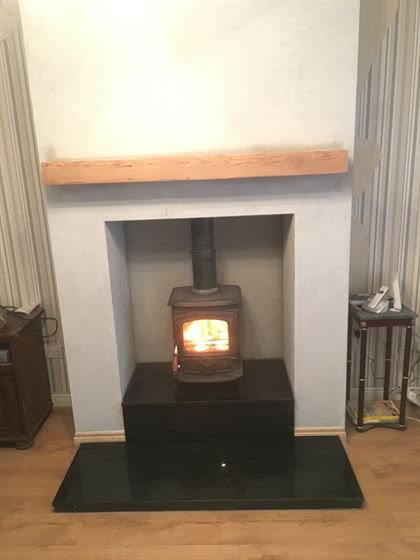 Comerford Stove Installers Laois - 7