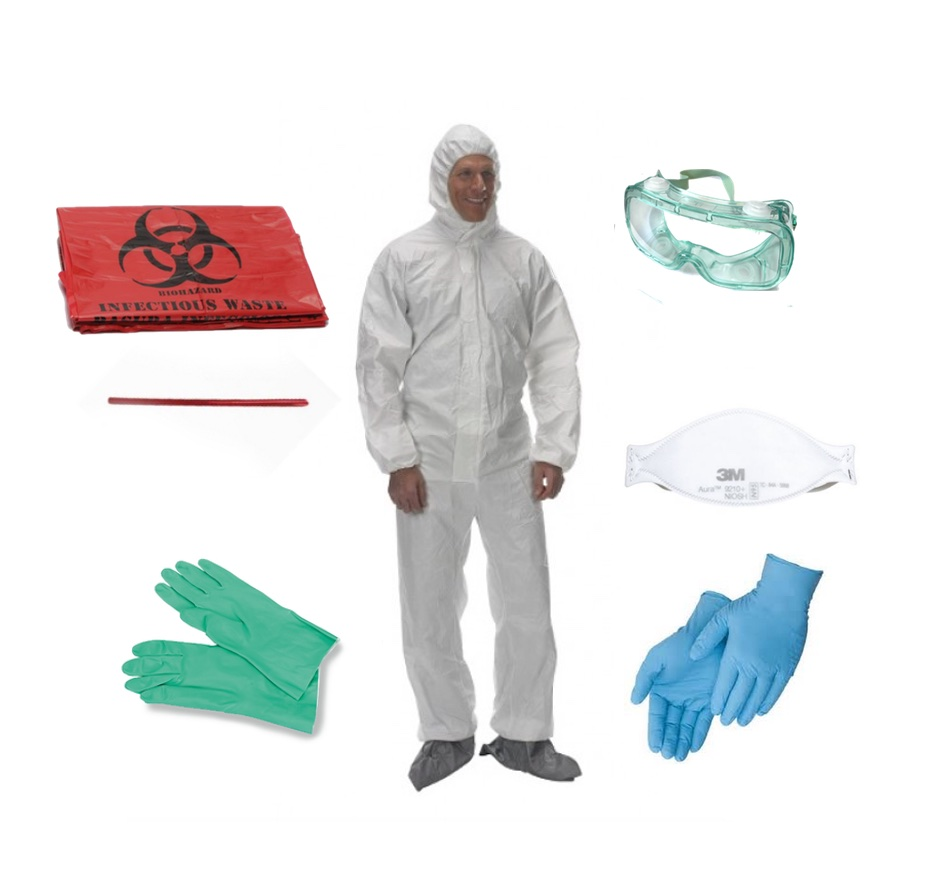 Personal Protective Equipment (PPE)
